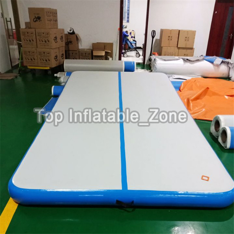 8*2M Inflatable Air Floor For Gym Big Size Gymnastics Mat With Pump DWF Tumbling Track Cheap  Popular Taekwondo Bouncing Mat8*2M Inflatable Air Floor For Gym Big Size Gymnastics Mat With Pump DWF Tumbling Track Cheap  Popular Taekwondo Bouncing Mat