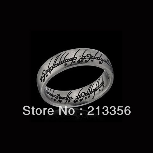 lotr wedding band - Lord Of The Rings Wedding Band