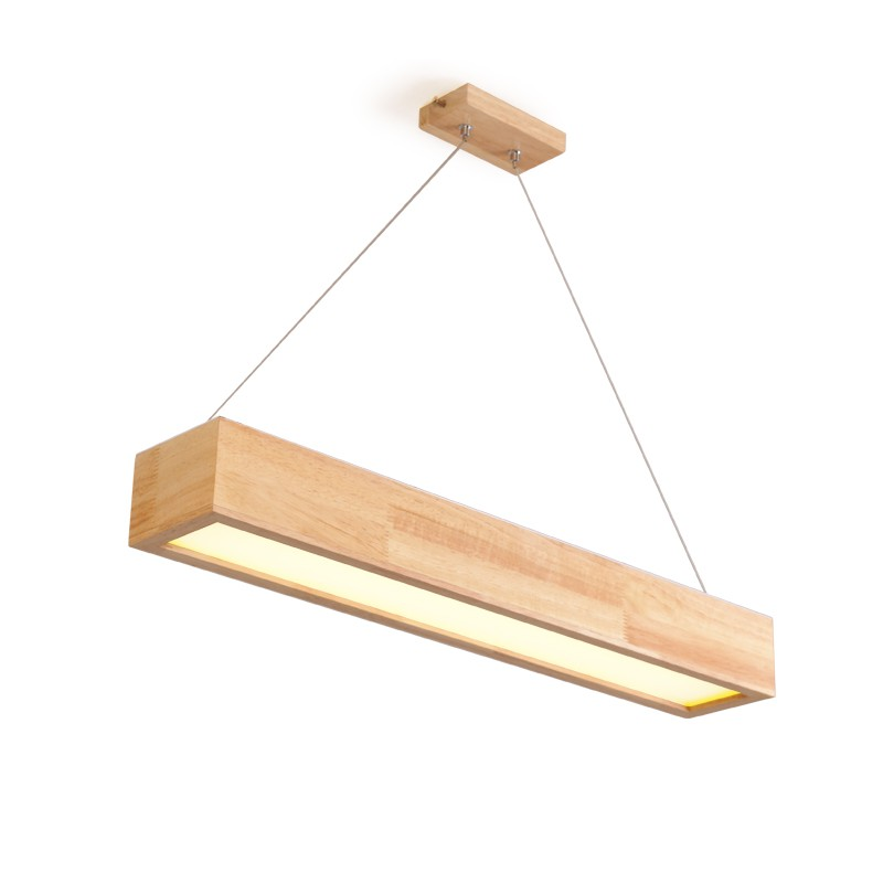 Adjustable Pendant Lights LED Wooden Dining Light With Metal Lampshade Lustres Modern Hanging Lamp Suspension LightingAdjustable Pendant Lights LED Wooden Dining Light With Metal Lampshade Lustres Modern Hanging Lamp Suspension Lighting