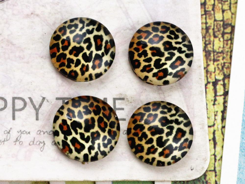 New Fashion  20pcs 12mm Handmade Photo Glass Cabochons   E2-72