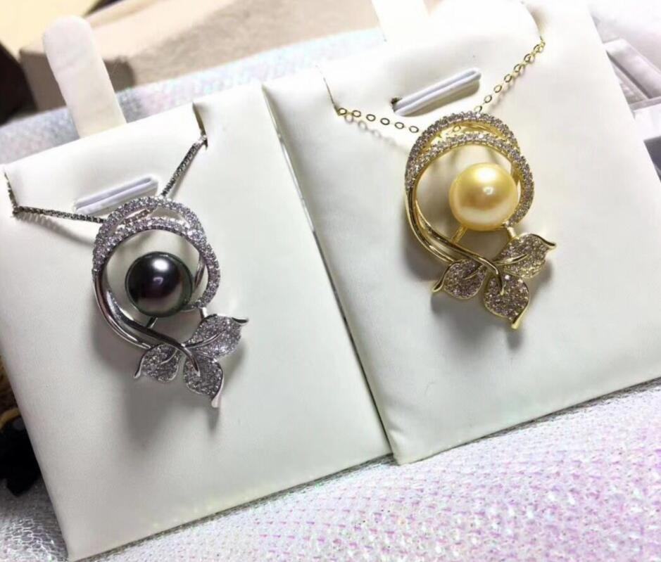 free shipping Wholesale price New beautiful 9-10mm 100% Natural freshwater pearl pendant necklace 925 silver free shipping mc9s12c64 mc9s12c64cfae 9s12c64 48 lqfp hcs12 100% new page 9