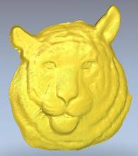 3d model relief for cnc in STL file format Panno tiger(China)