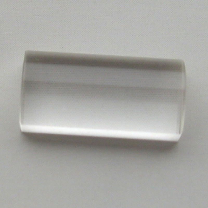 1PC 40x20mm ZF62 Optical Glass Focal Length 10.85mm Plano Convex Condensing Lens Cylindrical Lens optical glass focal length optics double concave lens plano convex lens set for home made simple telescope