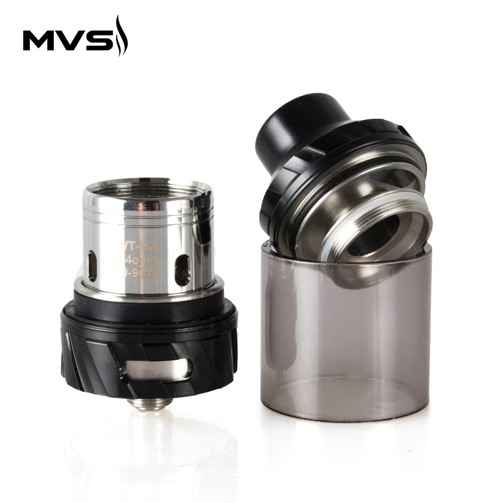 Russian Warehouse Original Myvapors Mytri Kit With Kage Atomizer 300w Mod Box Support Vw/tc-ni/tc-ti/tc-ss/tcr E-cigs Vape Kit #4