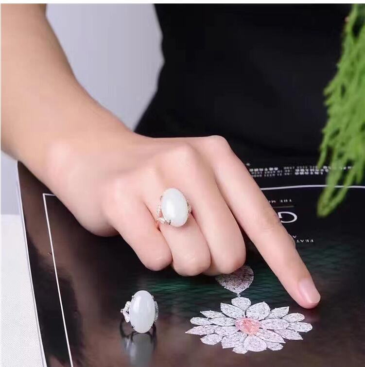 Natual Jade ring Free shipping Natural real Jape 925 sterling silver 4*6mm Fine jewelry emerald ring free shipping natural real emerald 925 sterling silver 4 6mm fine jewelry