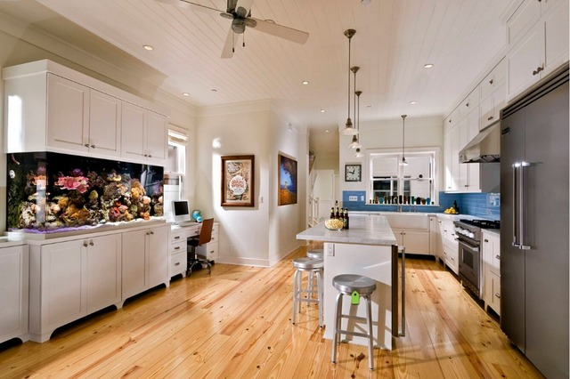 2017 de descuento de gabinetes de cocina de madera maciza ...