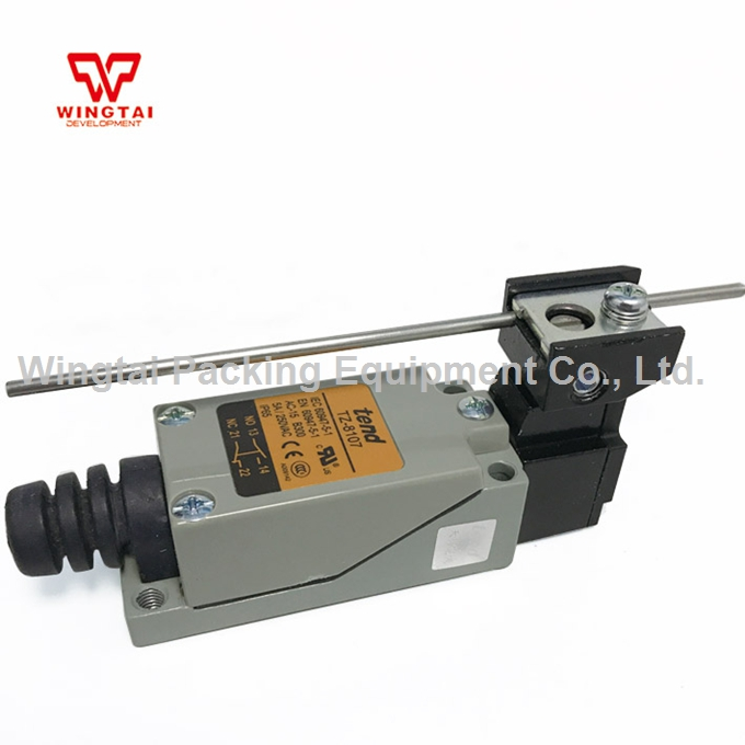 Taiwan TEND Limit Switch TZ-8107/TZ-8108 Normally Open Close Double-Loop Electric Limit Switches trip limit switch cwlnj s2 oil resistance waterproof tz 5169