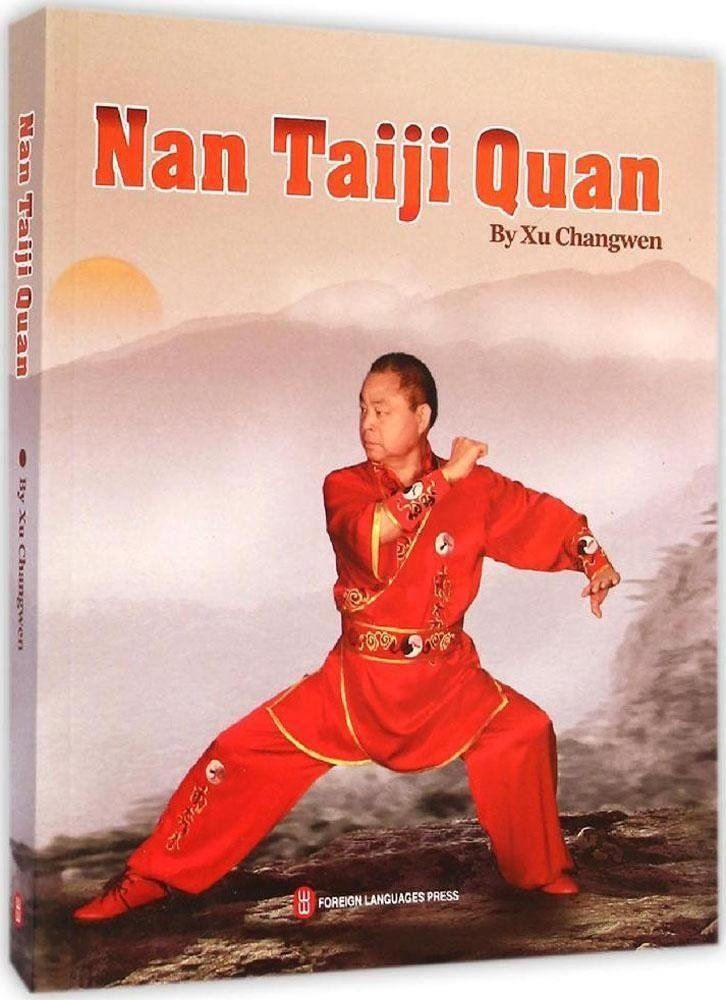 Nan Taiji Quan Chinese Kung Fu English Book Wushu Paperback Textbooks China Martial Arts Knowledge Is Priceless No Borders--40 Books