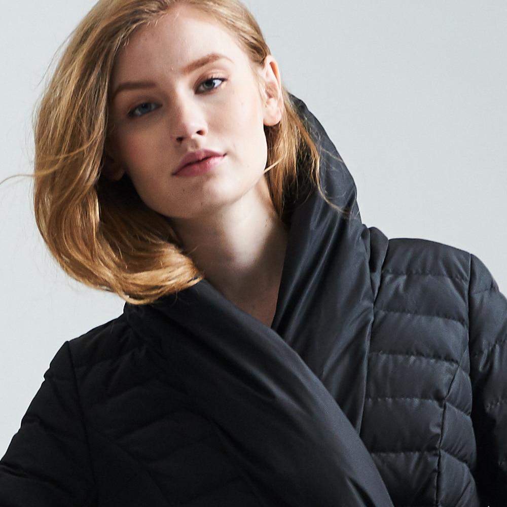 Hiver Style De Marque Haute Mode Designer Ourlet Long Manteau Femmes Haut Jupe 2018 Qualité Gamme Asymétrique Italie tBdhrQCsxo