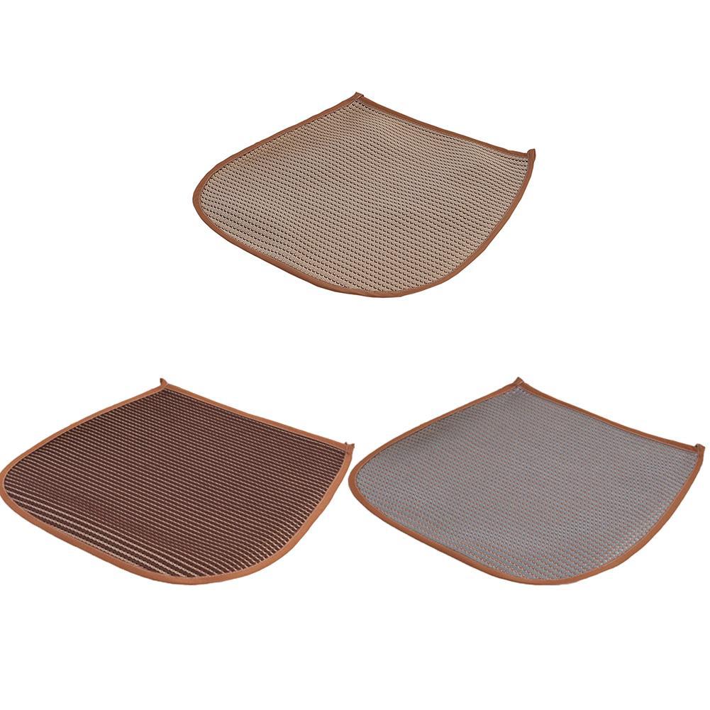 3D ice silk summer breathable cool chair pad chair cushion tatami sofa cushion