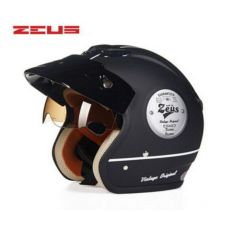 ZEUS ներքին UV Visor բաց դեմքի ինքնաթիռի - Պարագաներ եւ պահեստամասերի համար մոտոցիկլետների - Լուսանկար 4