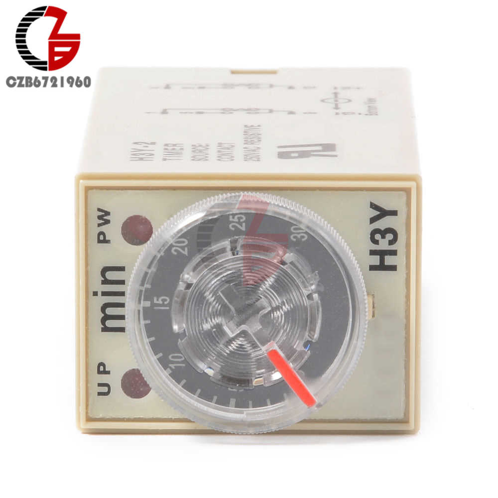 Detail Feedback Questions About 1 30 Minute H3y 2 Base Power On Time Spdt Solid State Relay 5v Delay Timer