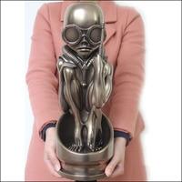 OGRM crafts 15,3 H. R. Giger классический AVP машина для рождения ребенка пуля статуя коллекция ручной работы Смола украшения новый рисунок