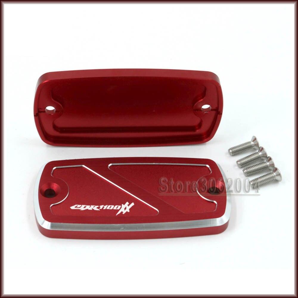 Für HONDA CBR 1100XX CBR1100XX CBR1100 1997-2004 2003 2002 2001 Motorrad Handbremszylinder Bremsflüssigkeitsbehälter Abdeckung CNC