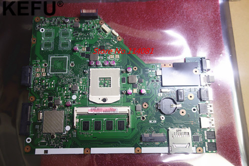 Suitable For ASUS X55C X55VD REV2.2 MOTHERBOARD DDR3 PGA989 HM76 x55c motherboard rev 4 1 4gb for asus x55vdr x55v x55c laptop motherboard x55c mainboard x55c motherboard test 100