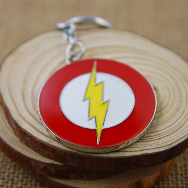 The Flash- The Flash Logo Keychain