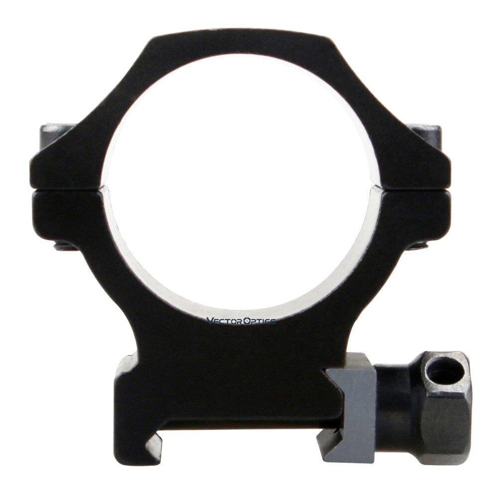30mm X-Accu Picatinny Low Acom 3