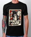 Personaliza Solid Fight Club tops tees O-cuello de La moda de Dibujos Animados Ocasional Hombre camisetas de Algodón hombres camiseta de manga corta camisa