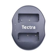 Tectra EN-EL9 EN-EL9a ENEL9 ENEL9a USB, double chargeur pour appareils photo Nikon D5000 D3000 SLR D40 D40x D60 MH-23