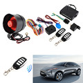Universal Multi-function Car Alarm Security System Anti-hijacking Keyless Entry Siren 2 Remote Control