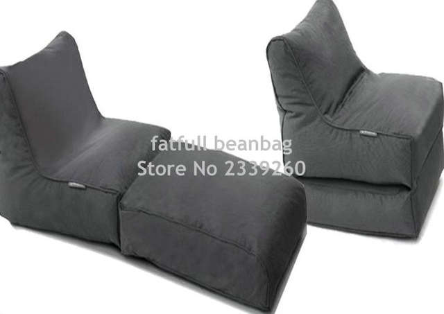 Astonishing Us 68 0 Cover Only No Filler Black Foldable Sofa Chair Outdoor Bean Bag Furniture Set Waterproof Beanbag Seat In Living Room Sets From Furniture On Beatyapartments Chair Design Images Beatyapartmentscom