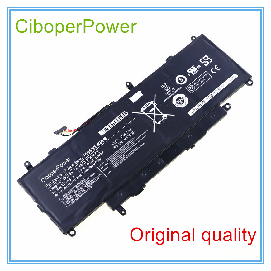 Original 49Wh Li-polymer battery AA-PLZN4NP for 7 11 ATIV Smart PC Pro XE700T1C new detachable official removable original metal keyboard station stand case cover for samsung ativ smart pc 700t 700t1c xe700t