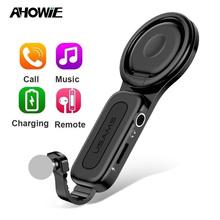 Автомобильный металлический держатель для телефона с кольцом на палец для iPhone 7 8 Plus XR XS Max 3,5 мм Aux аудио разъем для наушников и зарядный конвертер