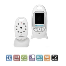 2.0 inch baba electronics com camera 2 way talk Temperature monitor Lullabies IR Night vision VOX system electronic babysitter