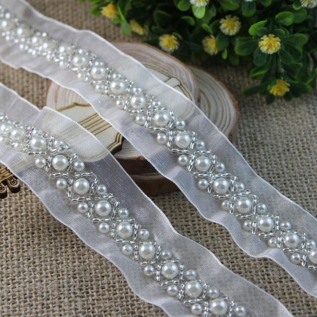 ruban perle