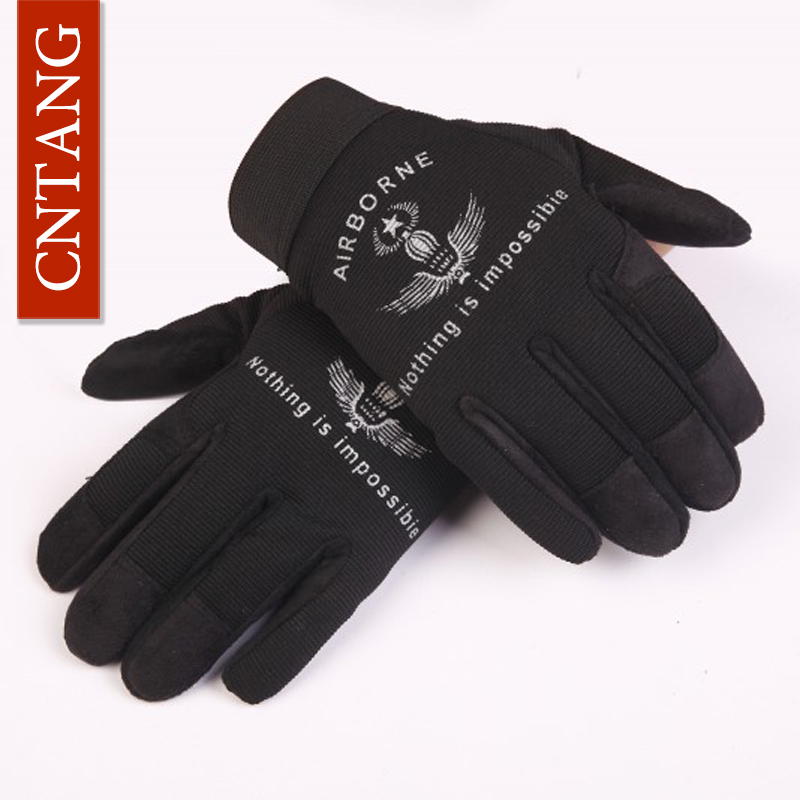 CNTANG Military Blackhawks Workout Tactical Glovess
