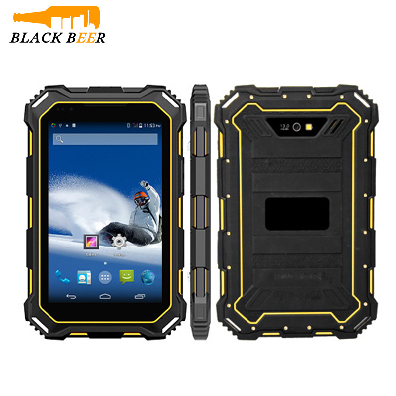 MOSTHINK Alps S933L 4G LTE Quad Core IP68 Waterproof Rugged Tablet PC Android 13 0MP Camera