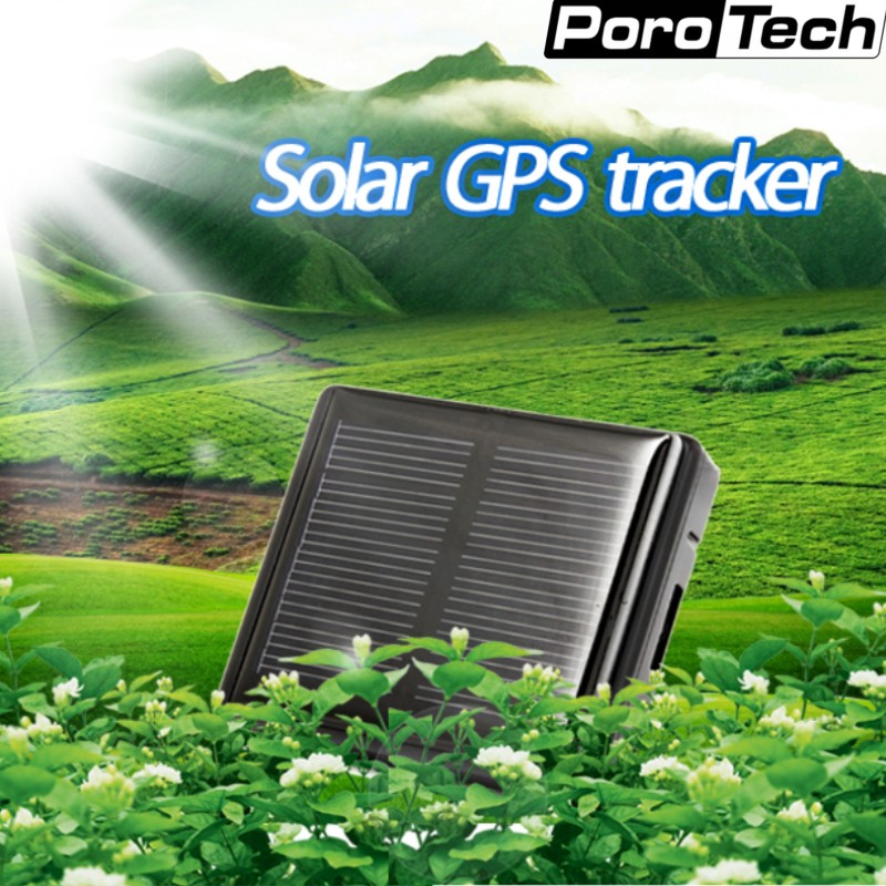 RF-V26 New Solar GPS tracker anti-lost for Pet sheep cow Cattle animal And Car GPS global positioning Tracker V26 reachfar rf v40 wi fi gps pet tracker blue