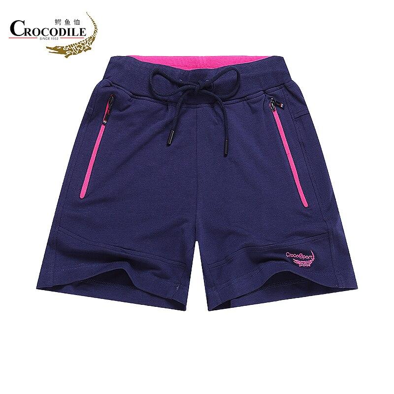 Crocosport Original Women Summer Short Running Pant Femme Cotton Fast Dry Fitness Pants For Women's Outdoor Training Pants 1
