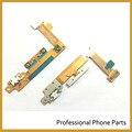 Tablero original micro conector dock cargador para lenovo yoga tablet 2 1050 usb puerto de carga flex cable de reparación de piezas