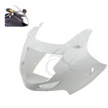Motorcycle ABS Upper Cowl Front Fairing Nose For Honda CBR1100XX CBR 1100 XX 1997-2007 98 Accessories