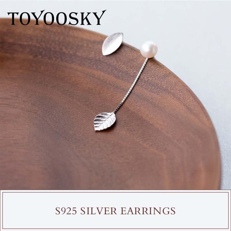 Asymmetric Dangle Earrings Last