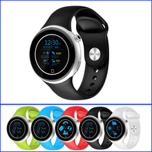 Heart Rate Monitor Passometer Sport Smart Watch C5 with 1.22″ Round Display Bluetooth 4.0 Phone Call GSM for Android iOS Phone