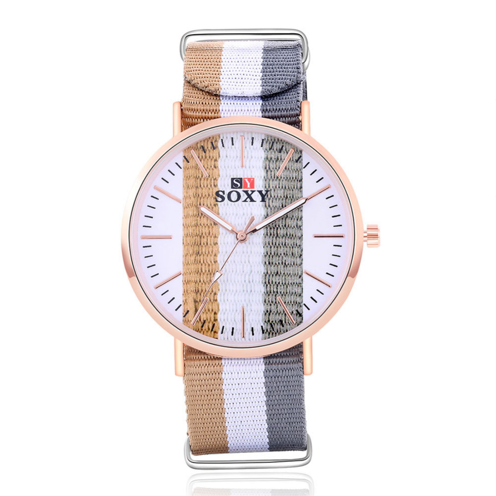 2019 Fashion Wrist Watch as Roma SOXY Luxury Brand Male Quartz Watch Sale Items Boys Designer Simple Skeleton Watches Men 1
