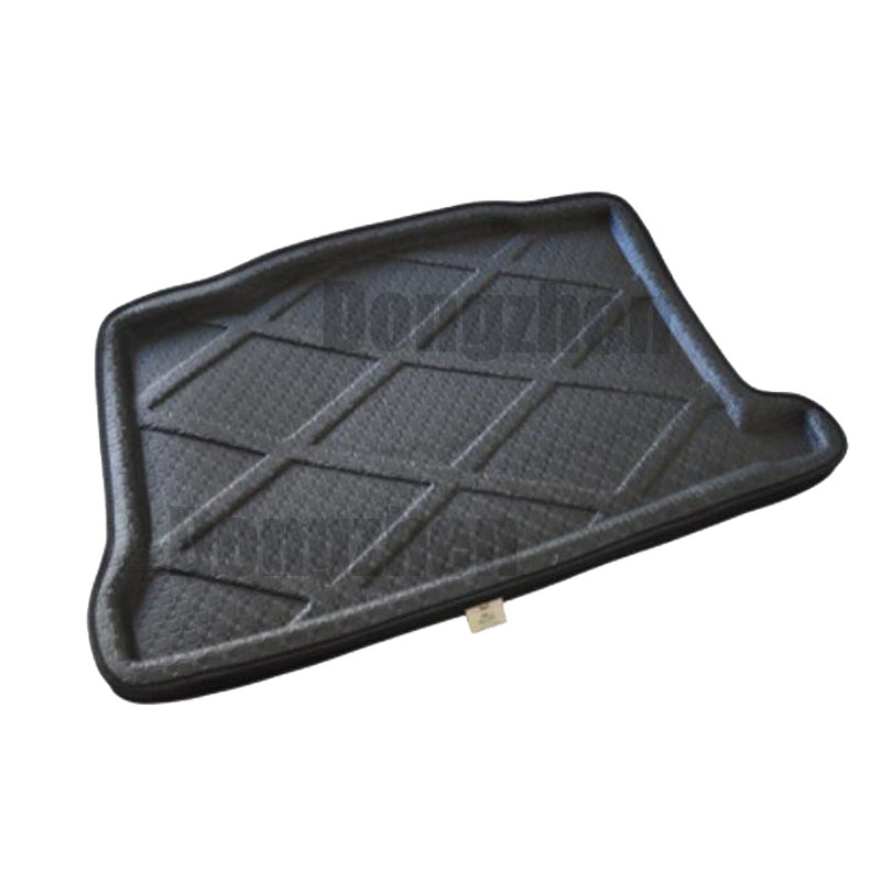 Car Auto Rear Trunk Mat Boot Liner Cargo Floor Mat Tray Sticker Dog Pet Cover fit for Geely Panda All Year Car Accessory car rear trunk security shield cargo cover for volkswagen vw tiguan 2016 2017 2018 high qualit black beige auto accessories