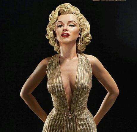 Nouveau chaud 40 cm Sexy Marilyn Monroe collectionneurs figurine jouets poupée cadeau de noël