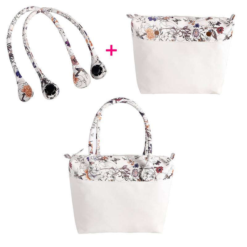 Fashion DIY Removable matching for Obag handle o EVA big bag handles drops Classic Size недорого