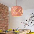 Nordic Moderne Anhänger Lichter E27 Birne Macaron Anhänger Lampen Kreative Geeignet für Esszimmer Schlafzimmer Küche Leuchten-in Pendelleuchten aus Licht & Beleuchtung bei