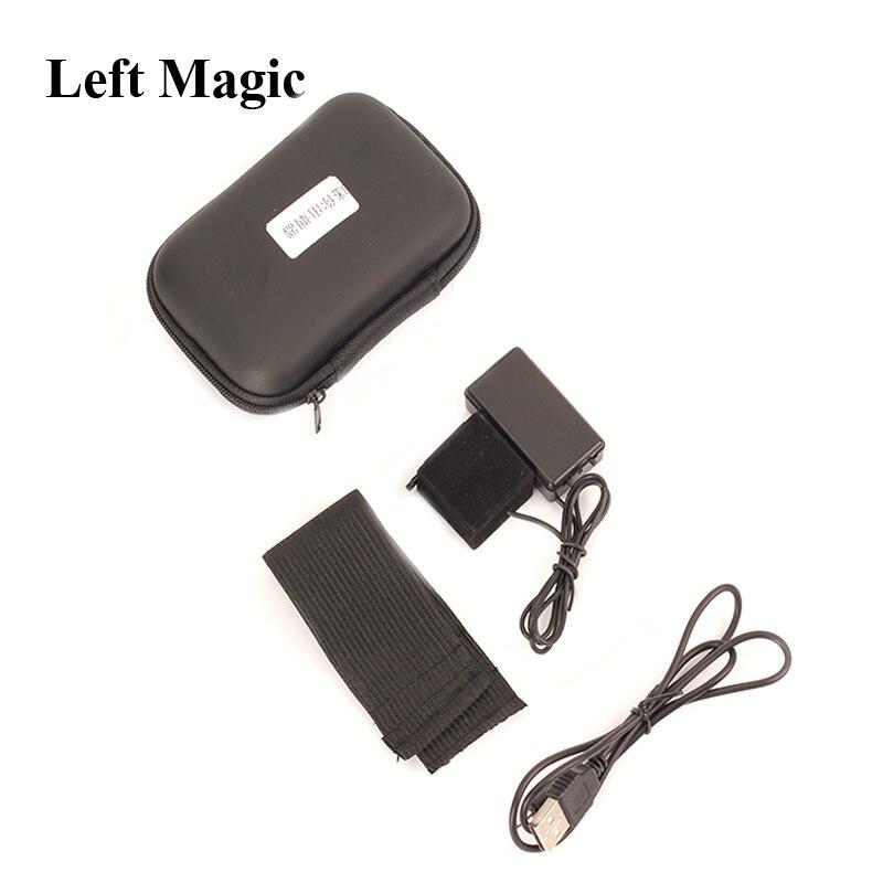 Flash Mini bras contrôle dispositif de fumée (Gimmick + enseignement en ligne) Charge tours de magie accessoires de magie mentalisme gros plan magie de rue - 3