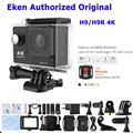 Оригинал Экен H9/H9R ultra hd 4 К действий камеры 25FPS WI-FI Спорт Водонепроницаемая Камера Действий Видеокамеры