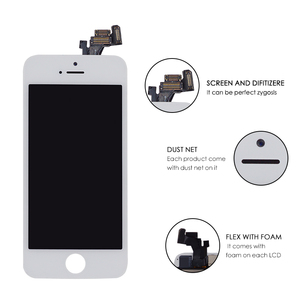 Image 3 - EFaith Complete LCD Full Assembly Display or  Screen for iPhone 7 5G 5S 5C or for iphone 6 6s with Home Button and Front Camera