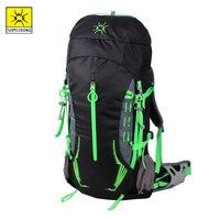 Samstrong 38L Camping Backpack Men Women Climbing Backpacks Boys Girls Sports Travel Rucksack Mountain Bags Hiking Trekking Bags