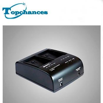 High Quality Dual Channel S-3602U Battery Charger Replace for BC-U2 BP-U30 BP-60 BP-U95