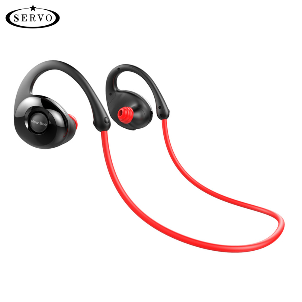NEW Wireless Sport Bluetooth Earphone Headset HiFi Headphones Music Running speaker with Graphene Unit Microphone For Phone PC finefun new bee bluetooth headphones bluetooth headset wireless headphones earphone for ios android phone smartphone table pc