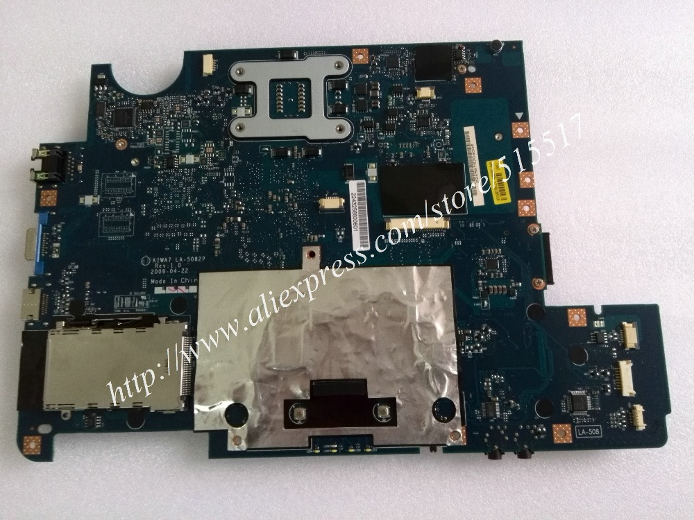 Brand New For Lenovo G550 Laptop Motherboard KIWA7 LA-5082P Rev:1.0 mainboard with HDMI port brand new for lenovo b470 laptop motherboard 48 4kz01 021 mainboard