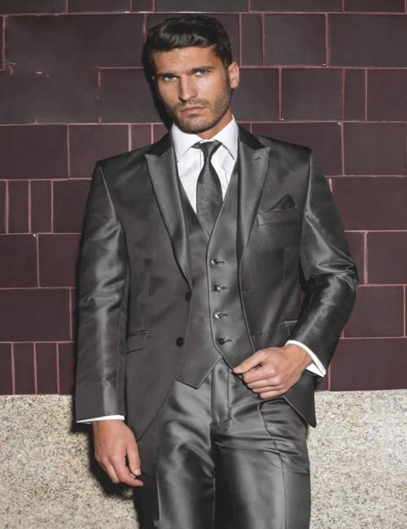 Popular Shiny Gray Suit-Buy Cheap Shiny Gray Suit lots from China
